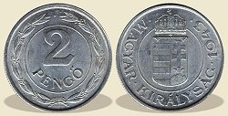 1943-as 2 pengő - (1943 2 pengő)
